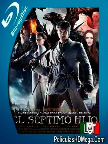 El Séptimo Hijo (2014) BRRip 720p Español Latino