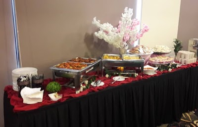 wedding caterer malaysia