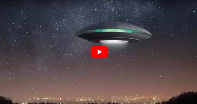 ALEMANHA AVISTAMENTO DE UFO OVNI