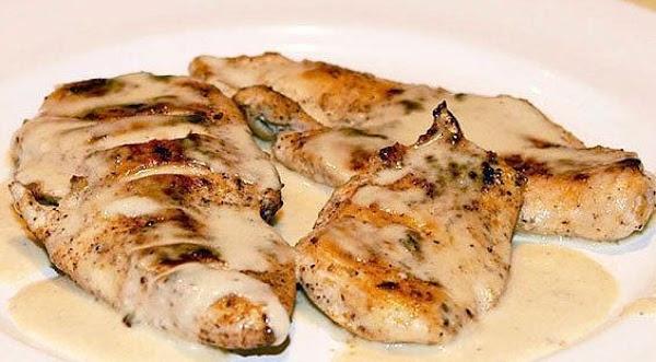 Easy Chicken Dijon Recipe