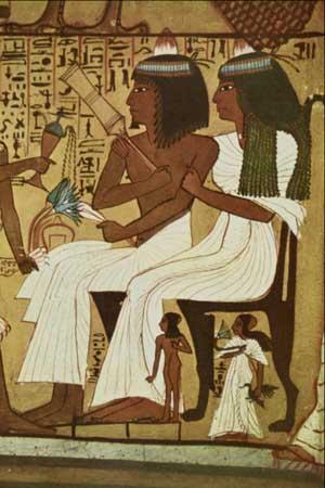Marriage, Egyptian Magic