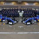 Sauber F1 Team 400 GPs