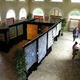 Vue d'ensemble - Exposition dans les Anciens abattoirs - Cognac FRANCE 2008
