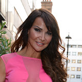 WWW.ENTSIMAGES.COM - Lizzie Cundy     at     Next Stop LAX - launch party at Retro Feasts, 29 Old Burlington Street, London, W1S 3AN, July 09th 2013                                                Photo Mobis Photos/OIC 0203 174 1069