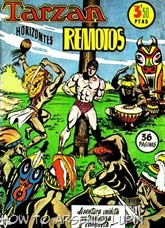 P00006 - Serie Extra  - Tarzan #6