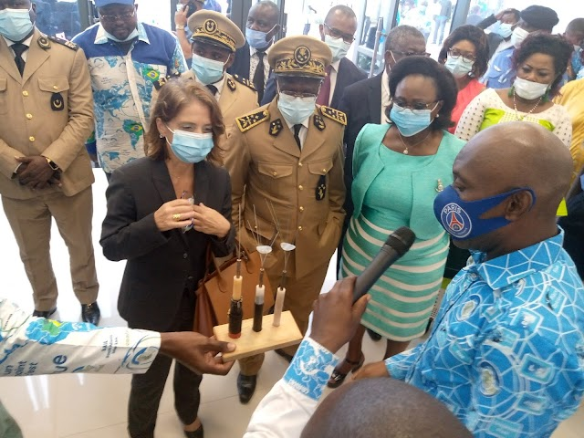 Camtel's Drive towards Making Cameroon a Digital Hub saluted by Brazil's Ambassador