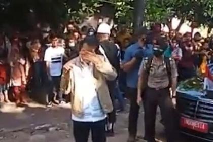 Soal Jokowi Menangis Saat Kunjungan, Warga NTT: Dia Presiden yang Merakyat