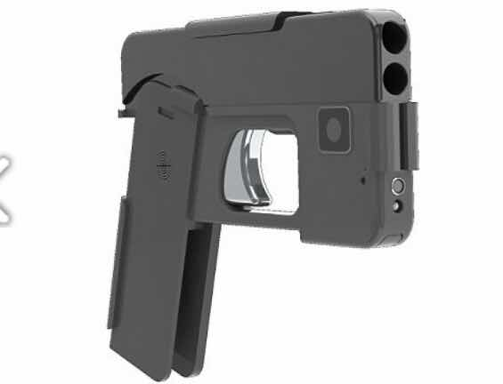A mobile pistol that costs only $ 500