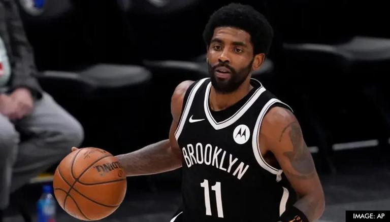 NBA star, Kyrie Irving says refusal to get vaccinated is about 'what's best for me' as he's banned from playing