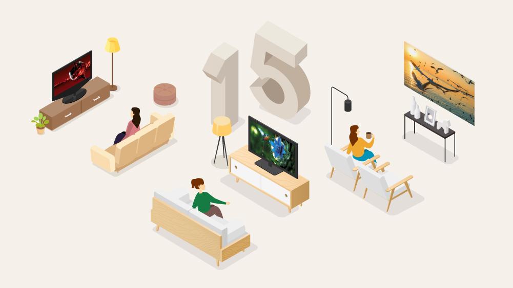 Samsung ครองตำแหน่งผู้นำตลาดทีวีระดับโลกด้วยยอดขายอันดับ 1 ต่อเนื่องเป็นปีที่ 15 พร้อมพัฒนานวัตกรรมต่อเนื่องไม่หยุดยั้ง