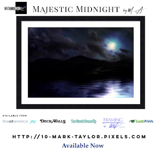 Majestic Midnight by Mark Taylor