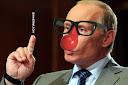 J'en ai marre de Vladimir Poutine - Jean Némar - Doigt d'honneur
