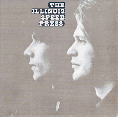 the Illinois Speed Press ~ 1969 ~ The Illinois Speed Press