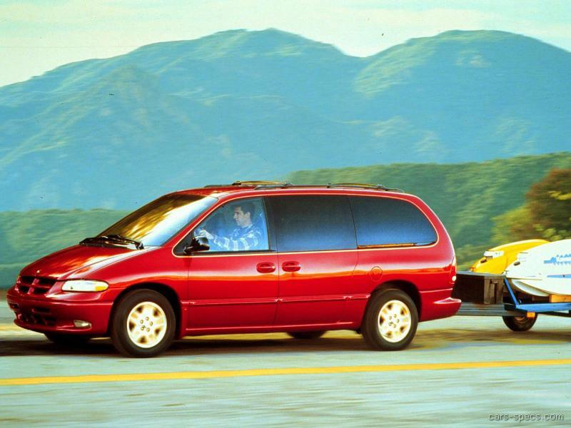 1996 dodge grand caravan minivan specifications pictures. Black Bedroom Furniture Sets. Home Design Ideas