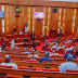 Senate Receives Security Briefing From Service Chiefs