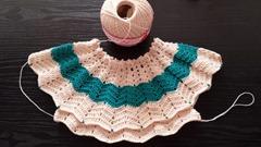 rochita turcoise zig-zag 01