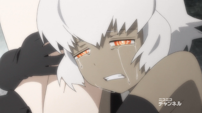 Black Rock Shooter TV Episode 8 Screenshot 4
