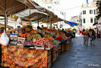 Fresh fruit and vegetable market, Venice