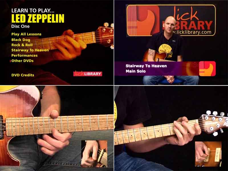 Learn To Play Led Zeppelin preview