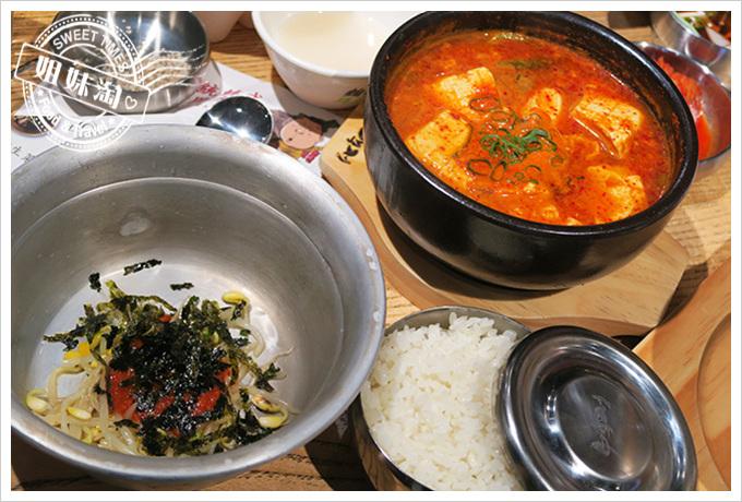 高雄姜虎東678白丁烤肉店2號店豆腐煲
