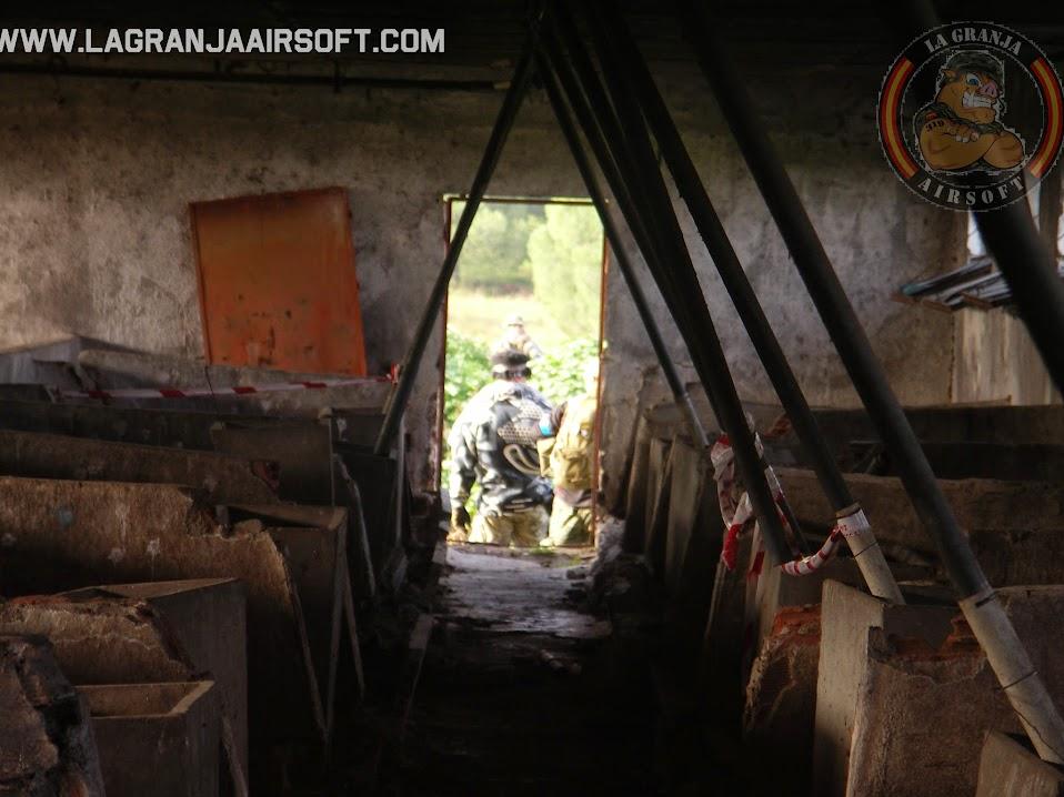 OPERACIÓN PEREGRINO. FOTOS. LA GRANJA. 30-11-14. PICT0068
