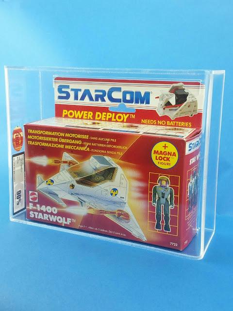Vinatge Star Com F-1400 Starwolf Graded UKG AFA