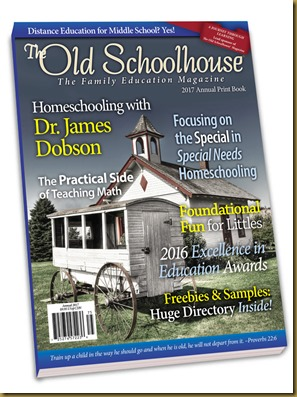 The Old Schoolhouse Magazine - 2014 Annual Print Book