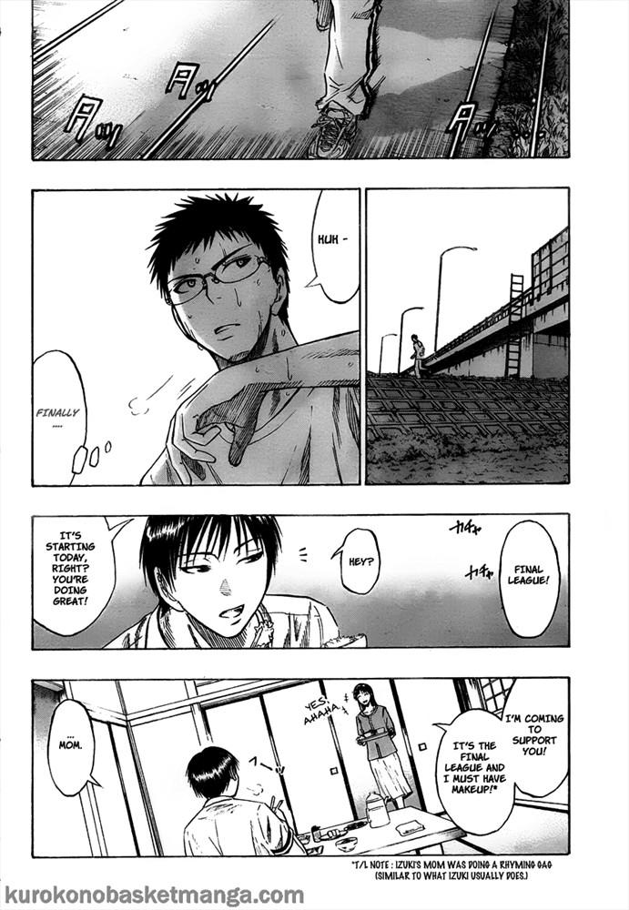 Kuroko no Basket Manga Chapter 42 - Image 04