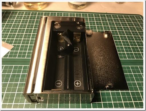 IMG 2308 thumb - 【メカメカテクニカル】SMOK X CUBE Ultra Modかっこいい~!パフボタンも独特でバイブレーションがいちいち鳴るのも新鮮!レビューするのもワクワクなメカメカテクニカル!【VAPE MOD】