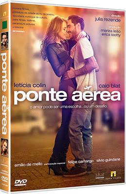 Filme Poster Ponte Aérea DVDRip XviD & RMVB Nacional