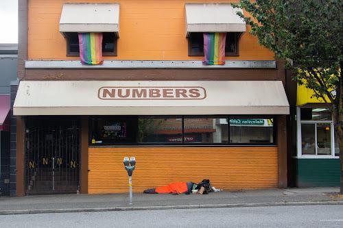 Davy street, Vancouver