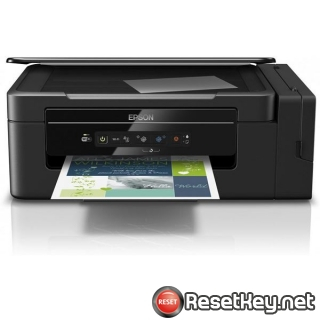 How to reset Epson L3050 printer