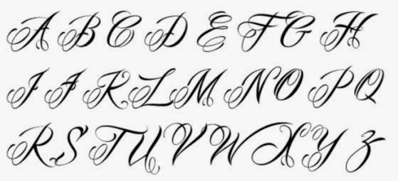Best Tattoo Fonts Mardian Pro