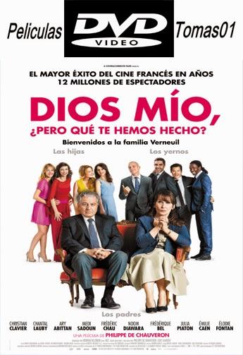 Dios mío, ¿pero qué te hemos hecho? (2014) DVDRip