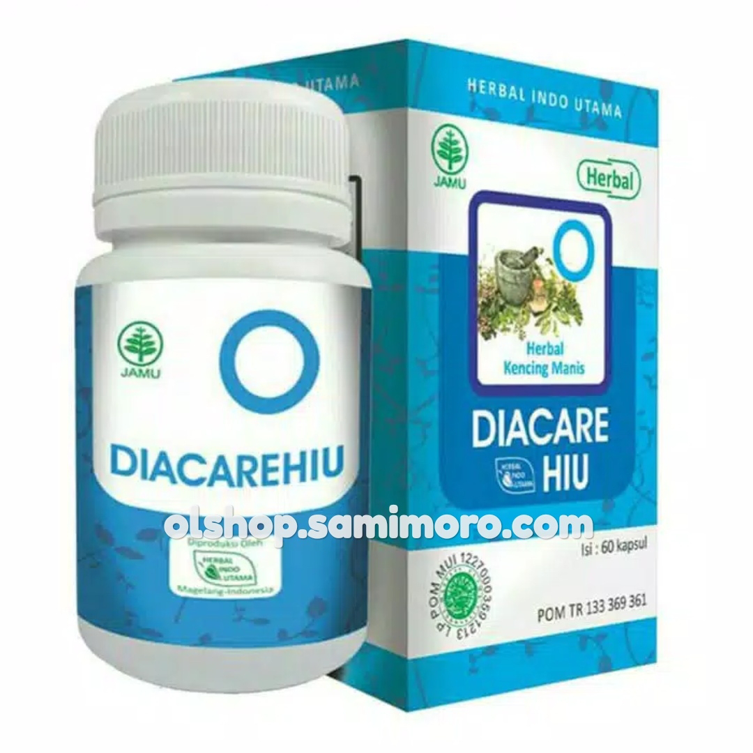 diacare hiu herbal oral diabetes