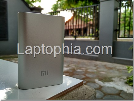 Review Xiaomi 10000mAh Power Bank
