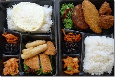 Hansot Korean fastfood