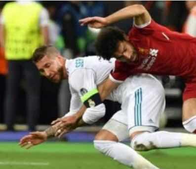 """""""Sergio Ramos, an idiot!"""""""