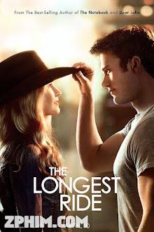 Con Đường Bất Tận - The Longest Ride (2015) Poster