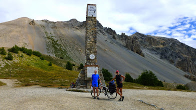 Photo: Col de Izoard /2360m/ https://www.youtube.com/watch?v=SjQ3MaleXbE