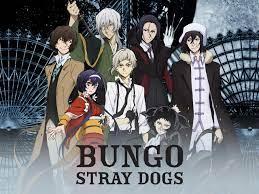 Bungo Stray Dogs Hindi Dub