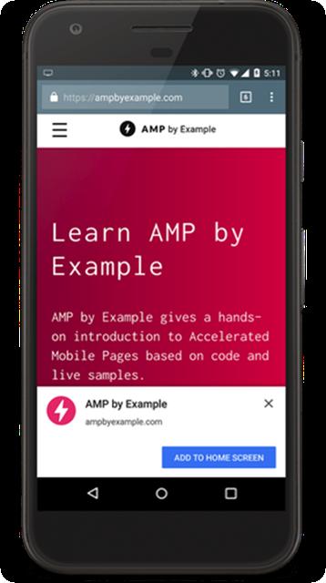 Dalle Amp alle progressive Web App