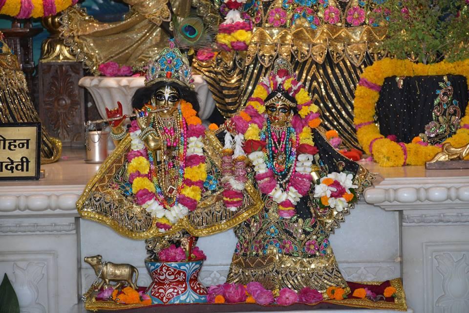 ISKCON Ujjain Deity Darshan 09 April 2016 (10)
