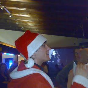 15.12.2007 Weihnachtsfeier Aktive