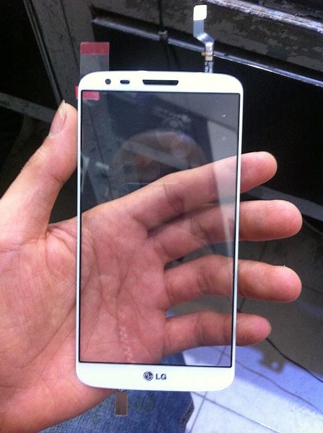 Hình ảnh thực tế mặt kính cảm ứng LG Optimus G2 F320 D802 D802