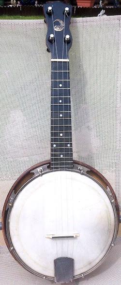 Windsor Whirle Banjolele Banjo Ukulele