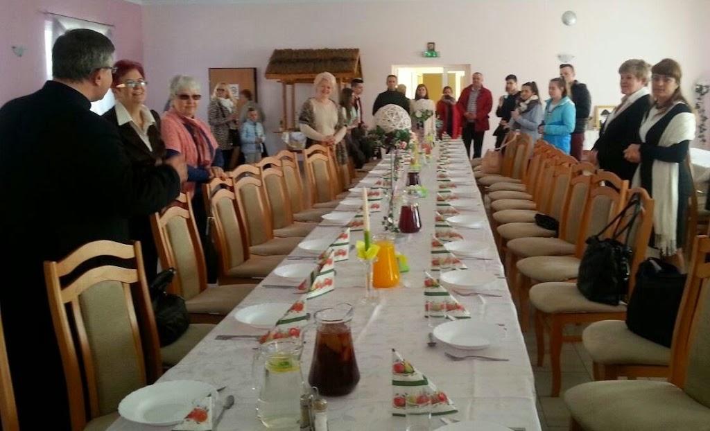 Stowarzyszenie - wspólny obiad