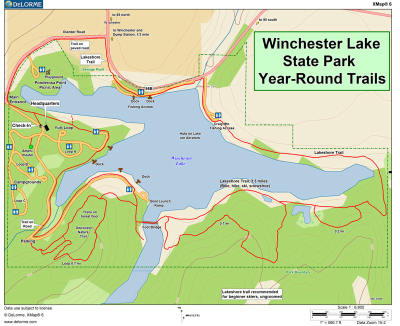 3562010 Winchester State Park Id