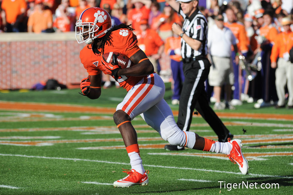 Clemson vs. Maryland Photos - 2012, Football, Maryland, Sammy Watkins