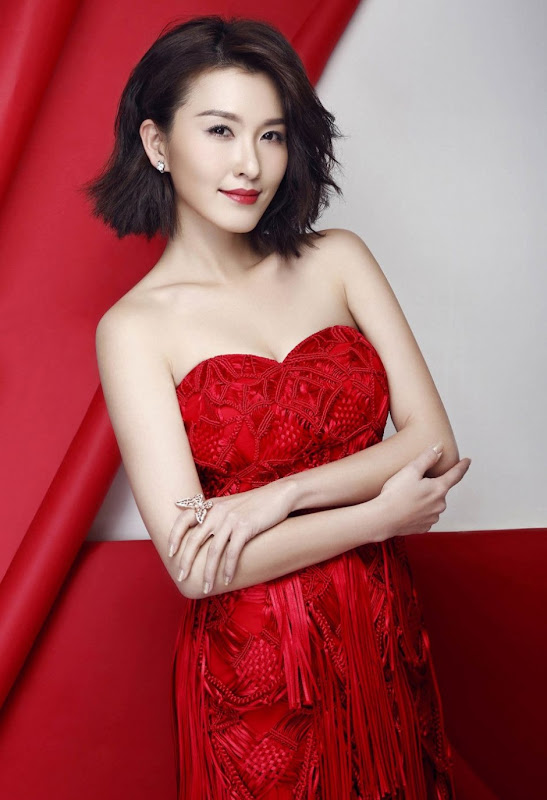 Jill Hsu China Actor